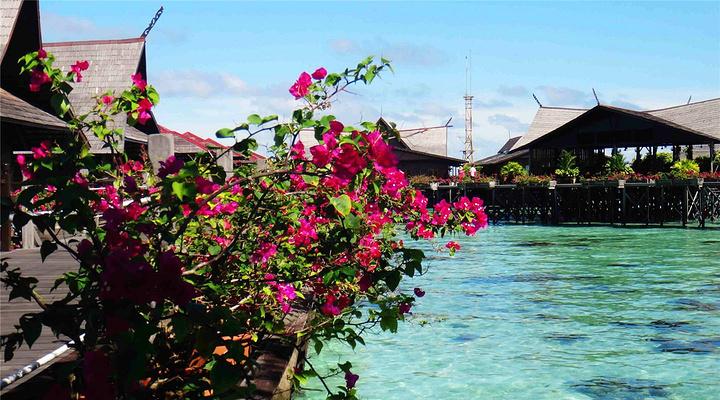 诗巴丹岛旅游图片