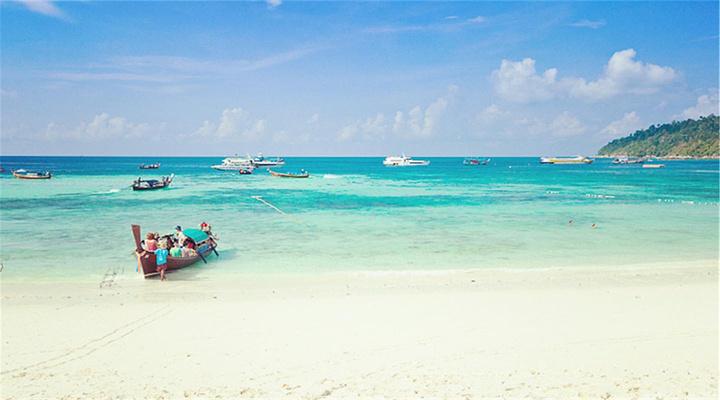 最美海滩旅游图片
