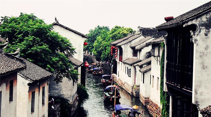 小桥流水人家旅游图片