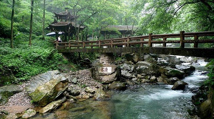 五龙沟旅游图片