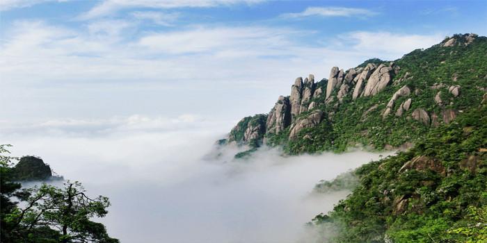云里雾里两日游