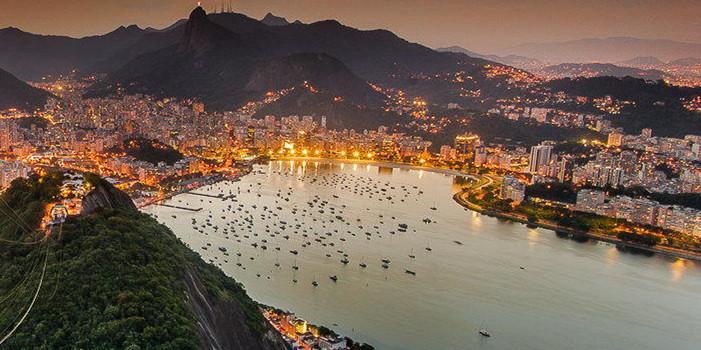 里约浪漫一日游