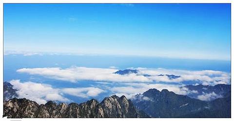 太白山旅游景点图片