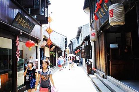 贞丰文化街