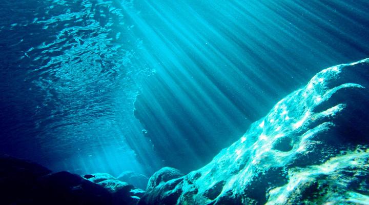 蓝洞旅游图片