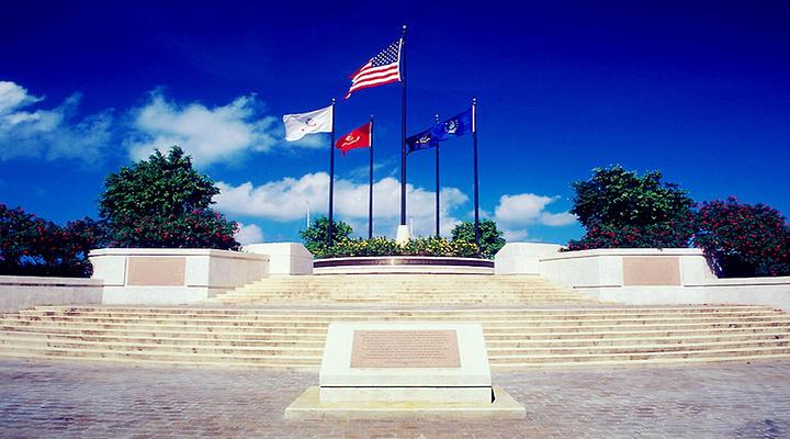 美国纪念公园旅游图片