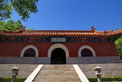 万松寺的图片