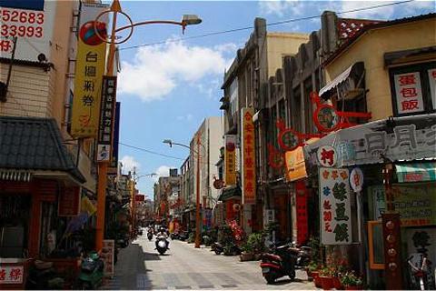 恒春老街的图片