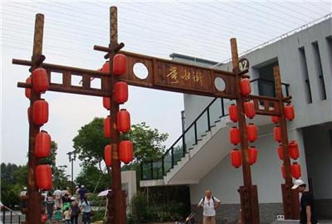 千岛湖旅游商品一条街