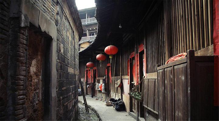 南靖土楼旅游图片