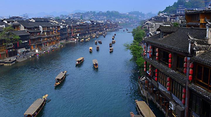 沱江旅游图片
