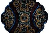 水族马尾绣