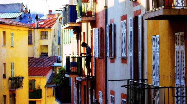 尼斯老城旅游图片