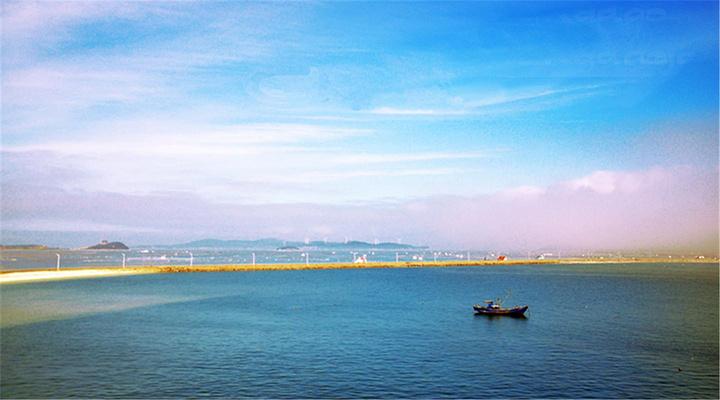 月牙湾旅游图片
