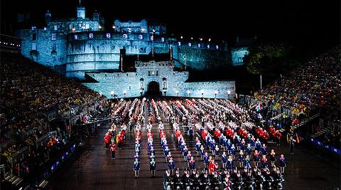 爱丁堡军乐节