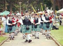 苏格兰国庆日 St. Andrew's Day