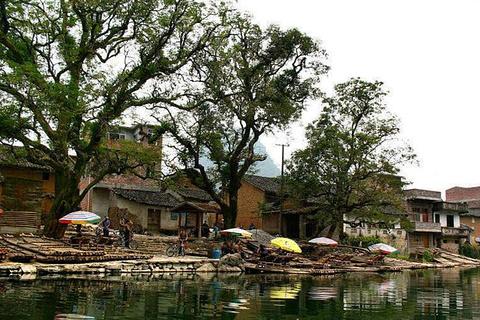 旧县村的图片