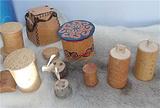桦树皮手工艺品