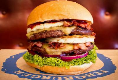 Fergburger汉堡