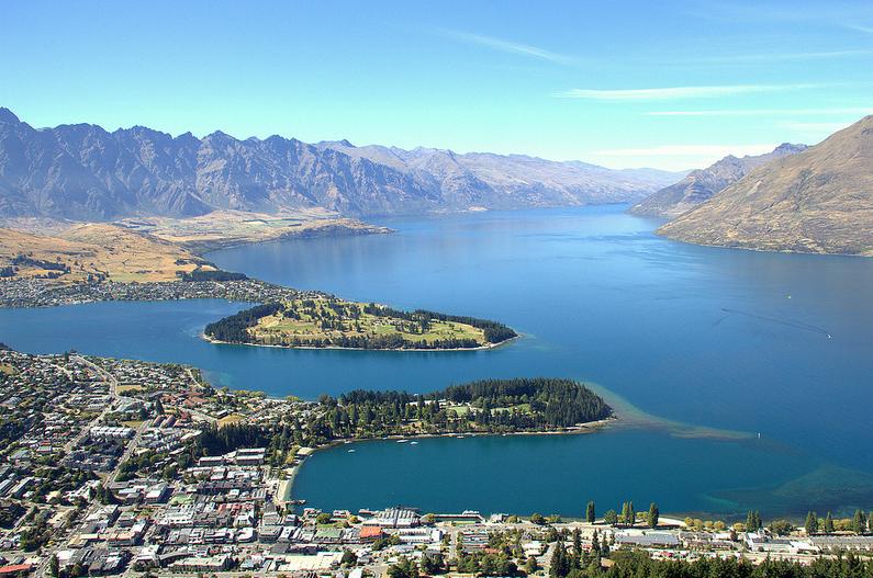 新西兰南岛12日自然之旅
