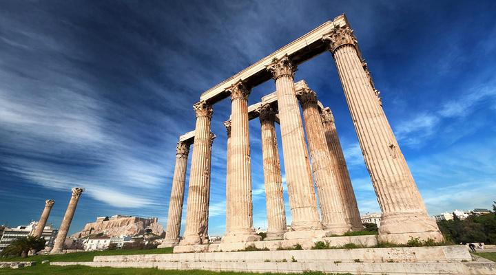 宙斯神庙旅游图片