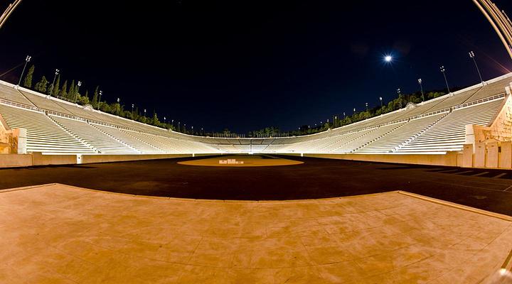泛雅典体育场旅游图片