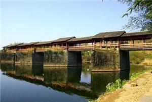 清华镇彩虹桥