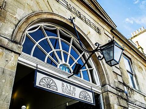 Bath Guildhall Market旅游景点图片