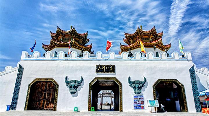 大汗行宫旅游图片