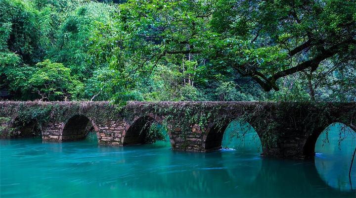 小七孔桥旅游图片