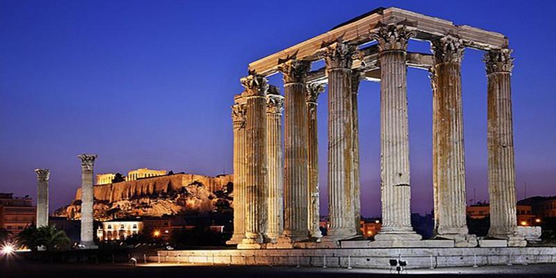 雅典漫步一日游