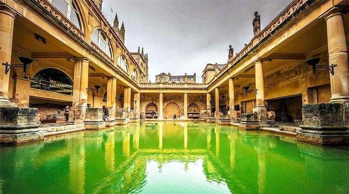 罗马浴池博物馆旅游图片
