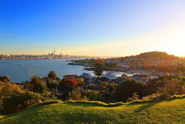 新西兰14日清肺之旅
