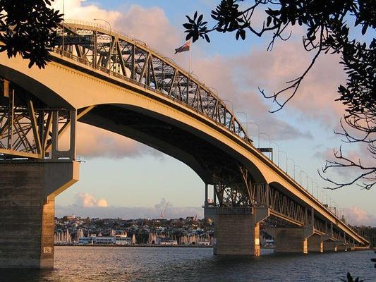 海港大桥旅游图片