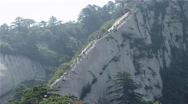 苍龙岭旅游图片