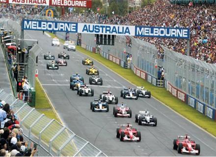 世界一级方程式大奖赛澳大利亚站