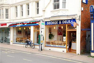 George & Delila