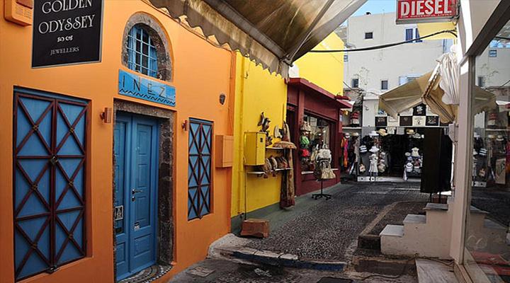 费亚小巷旅游图片