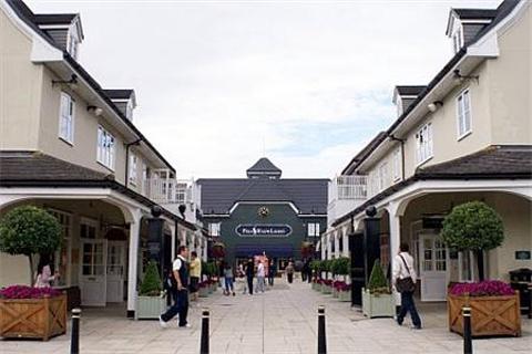 伦敦比斯特购物村
