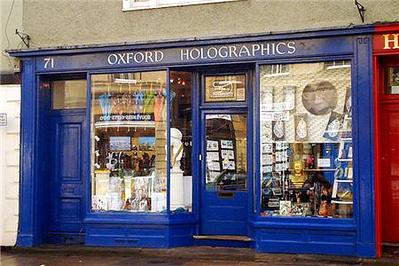 Oxford Holographics