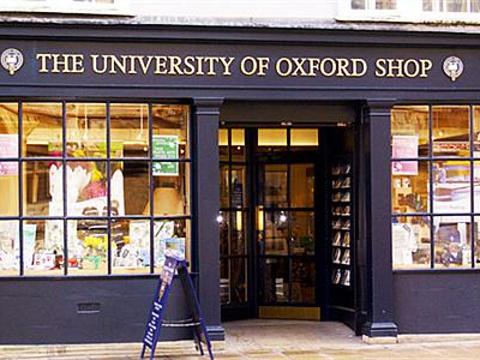 University of Oxford Shop旅游景点图片