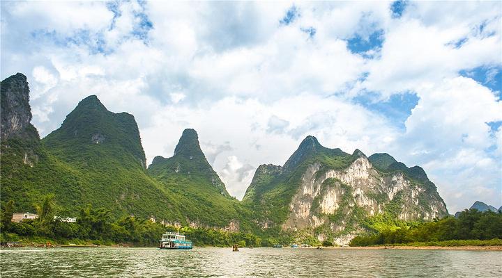 九马画山旅游图片