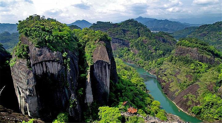 天游峰旅游图片