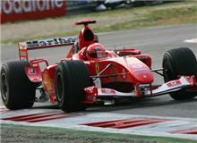 F1意大利大奖赛