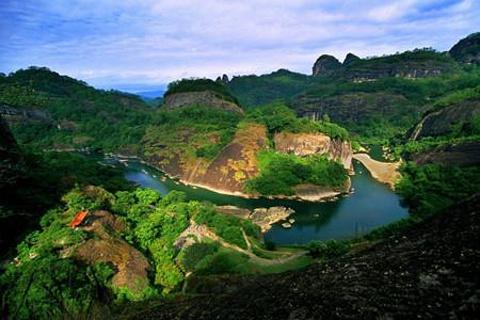天游峰景区旅游图片