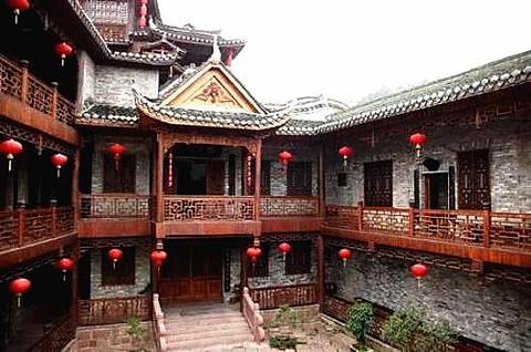 凤凰古城博物馆的图片