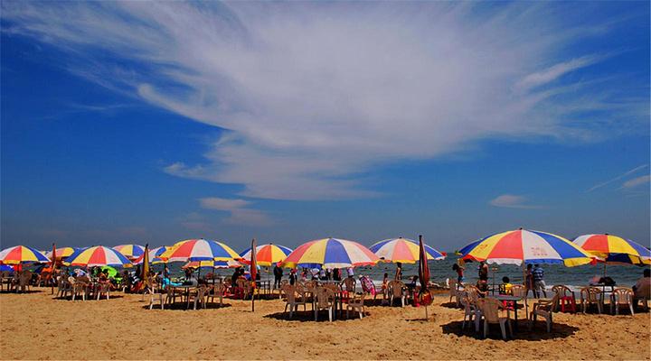 乐亭浅水湾旅游图片