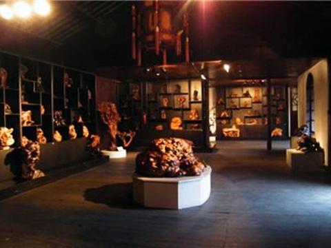 明清木雕馆旅游景点图片