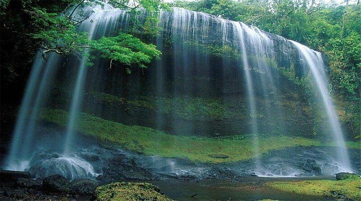 龙潭瀑布旅游图片