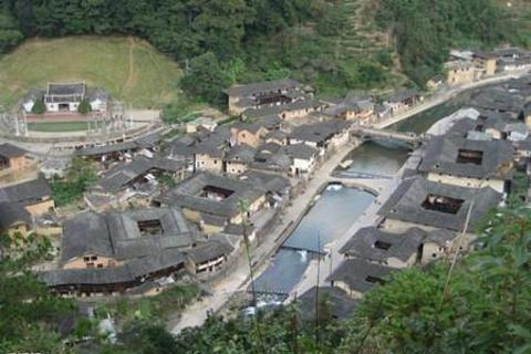 南靖旅游景点图片